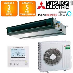 Climatiseur Gainable Mitsubishi PEAD-M71JA