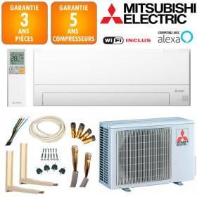Pack Climatisation Mitsubishi Réversible MSZ-BT50VGK