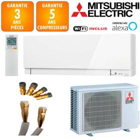 Climatiseur Prêt à poser Mitsubishi MSZ-EF25VGKW