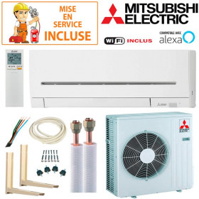 Pack Confort Climatisation Mitsubishi MSZ-AP50VGK
