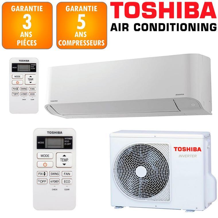 Climatiseur Mural Toshiba Seiya RAS-24J2KVG-E