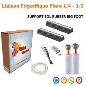 Liaison Flare 1/4-1/2 Quick Connect Plus Pack3