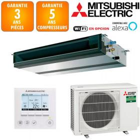 Climatiseur Gainable Mitsubishi PEAD-M35JA
