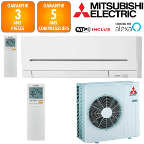 Climatiseur Réversible Mitsubishi MSZ-AP50VGK