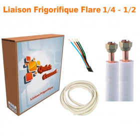 Liaison Flare 1/4-1/2 Quick Connect Plus  Pack2