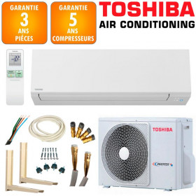 Pack Climatiseur TOSHIBA SHORAI 16 + RAS-16J2AVSG-E