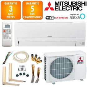 Pack Climatisation Mitsubishi Mural MSZ-HR25VF