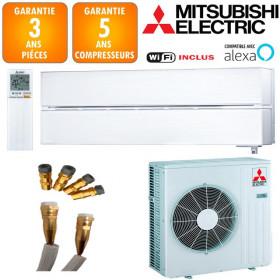 Climatisation Prêt à poser Mitsubishi MSZ-LN60VGV