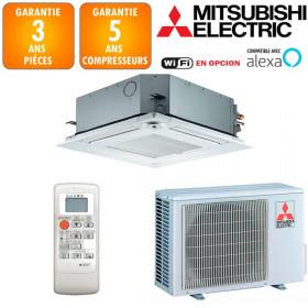 Climatiseur Cassette Mitsubishi SLZ-M35FA