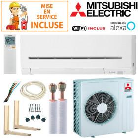 Pack Confort Climatisation Mitsubishi MSZ-AP71VGK