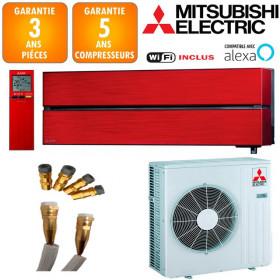 Climatisation Prêt à poser Mitsubishi MSZ-LN60VGR