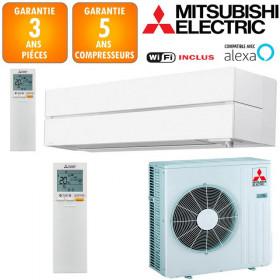 Climatiseur Réversible Mitsubishi MSZ-LN60VGW