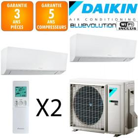 Daikin Bi-split inverter 2MXM40N + 2 X FTXM20R