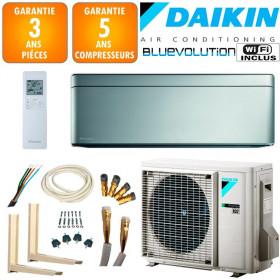 Pack Climatiseur Daikin Stylish FTXA20BS + RXA20A