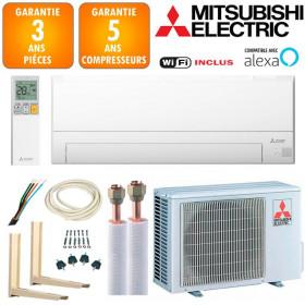 Pack Climatiseur à faire poser Mitsubishi MSZ-BT35VGK