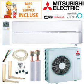 Pack Confort Climatisation Mitsubishi MSZ-LN60VGV