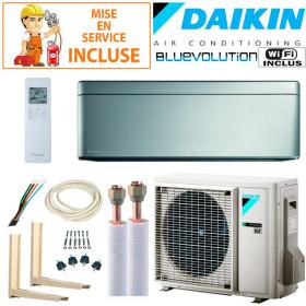 Pack Confort Climatiseur Daikin Stylish FTXA20BS