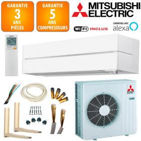 Pack Climatisation Mitsubishi Réversible MSZ-LN60VGW