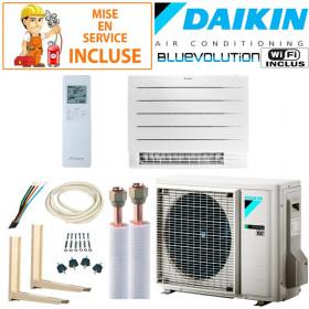Pack Confort Climatiseur Console Daikin FVXM25A