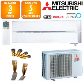 Climatisation Prêt à poser Mitsubishi MSZ-LN25VGV