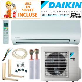 Pack Confort Climatiseur Daikin FTXP60M