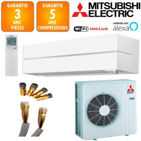 Climatisation Prêt à poser Mitsubishi MSZ-LN60VGW