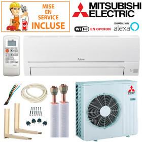 Pack Confort Climatisation Mitsubishi MSZ-HR60VF
