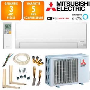 Pack Climatisation Mitsubishi Réversible MSZ-BT35VGK
