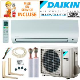 Pack Confort Climatiseur Daikin FTXP20M