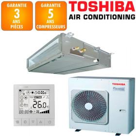 Climatiseur Toshiba Gainable RAV-RM1101BTP-E