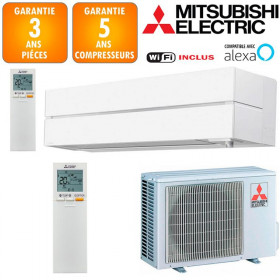 Climatiseur Réversible Mitsubishi MSZ-LN25VGW