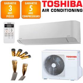 Climatisation Prêt à poser Toshiba Seiya RAS-B13J2KVG-E + RAS-13J2AVG-E
