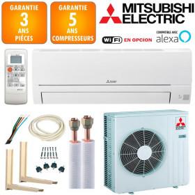 Pack Climatiseur à faire poser Mitsubishi MSZ-HR60VF