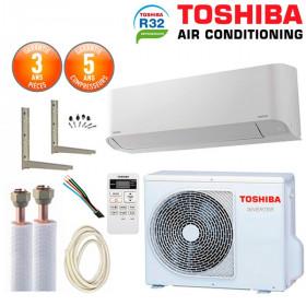 Pack Climatiseur à faire poser Toshiba Seiya RAS-B10J2KVG-E