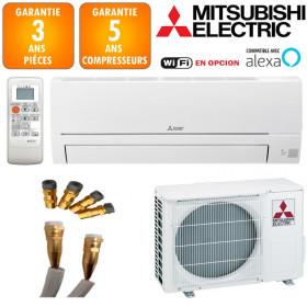 Climatisation Prêt à poser Mitsubishi MSZ-HR25VF