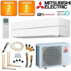 Pack Climatisation Mitsubishi Mural MSZ-LN25VGW