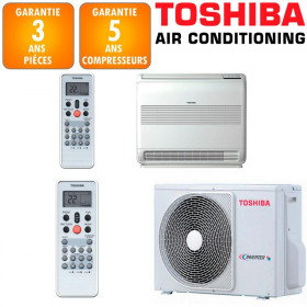 Climatiseur Console Toshiba RAS-B18J2FVG-E