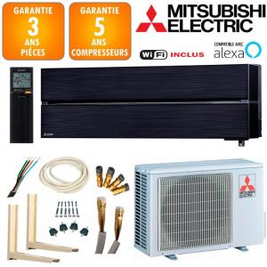 Pack Climatisation Mitsubishi Réversible MSZ-LN35VGB