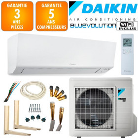 Pack Climatiseur Daikin Perfera FTXM42R + RXM42R