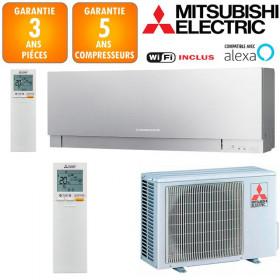Climatiseur Mitsubishi MSZ-EF42VGKS + MUZ-EF42VG