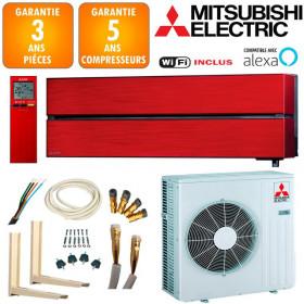 Pack Climatisation Mitsubishi Réversible MSZ-LN60VGR