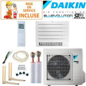 Pack Confort Climatiseur Console Daikin FVXM50A