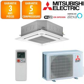 Climatiseur Cassette Mitsubishi PLA-M35EA