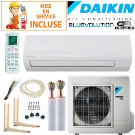 Pack Confort Climatiseur Daikin Sensira FTXF50A