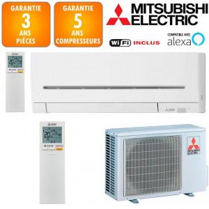 Climatiseur Réversible Mitsubishi MSZ-AP35VGK