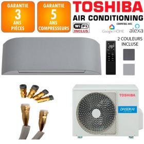 Climatiseur Prêt à poser TOSHIBA HAORI 13 + RAS-13J2AVSG-E