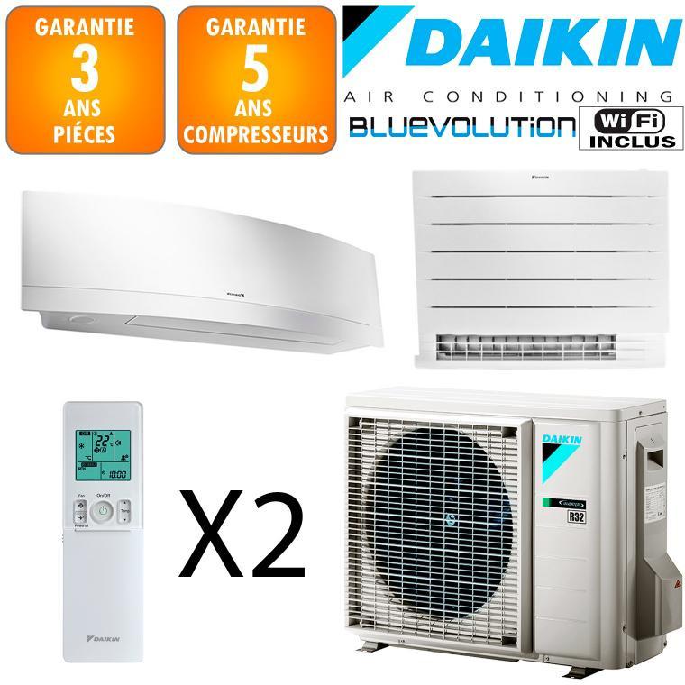 Daikin Bi-split inverter 2MXM40N + FTXJ20MW + CVXM20A