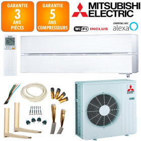 Pack Climatisation Mitsubishi Mural MSZ-LN60VGV