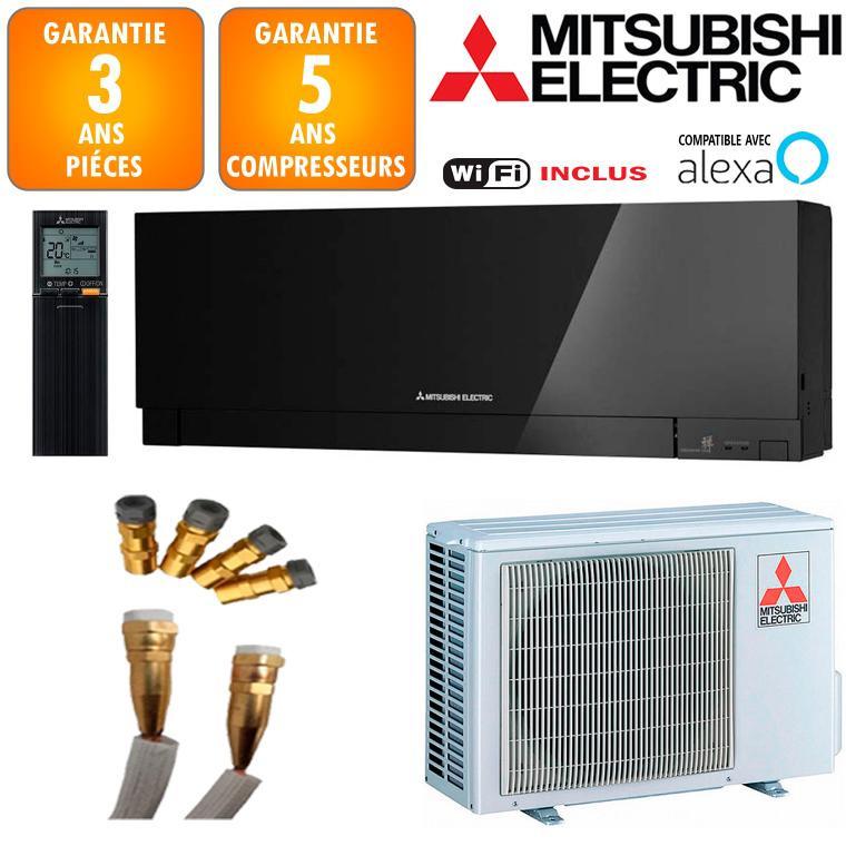Climatiseur Prêt à poser Mitsubishi MSZ-EF25VGKB