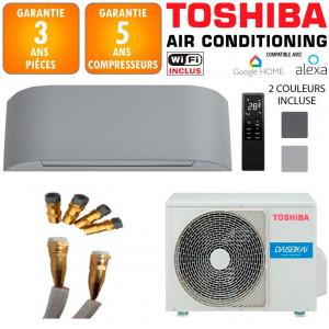 Climatiseur Prêt à poser TOSHIBA HAORI 10 + RAS-10PAVSG-E
